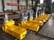 HSE series Hollow Shaft End Carriage Gantry Crane / Bridge Crane End Trucks