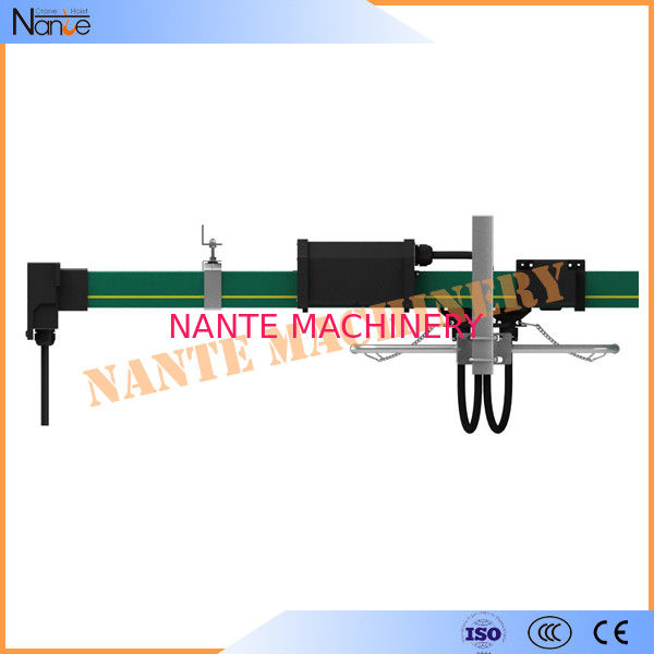 Multiple Crane Conductor Bar Enclosed Electrical Busbar System