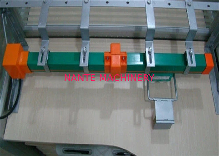 PVC Enclosed Crane Conductor Rail With Current Collector For Outside Use