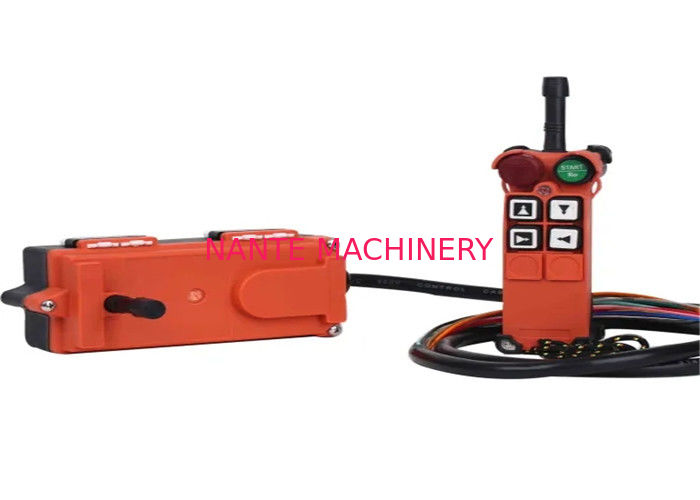 F21-6s Mobile Crane Components Industrial Wireless Radio Remote Control