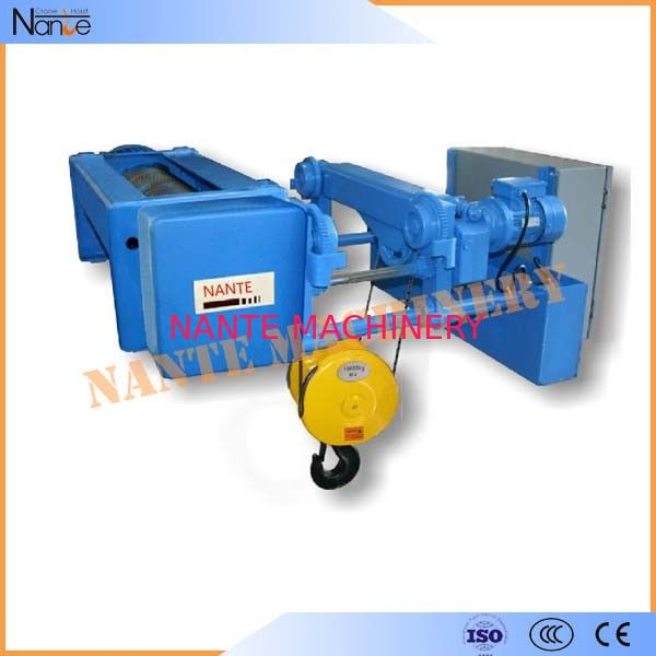 2.5 Ton / 5 Ton Low Headroom Electric Hoist Electric Chain Hoist Steel Rope Hoist For Mining